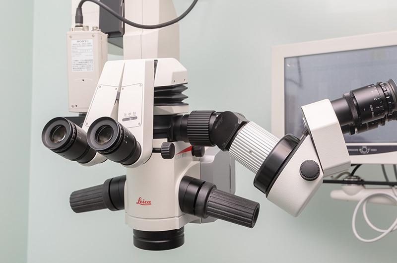 """""""眼科手術用顕微鏡システム  Leica M822""""を導入"""